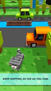 Crossy Hoppers: Road Jump Game Hack for the game