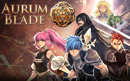 Aurum Blade EX 1.0.2 screenshots 12