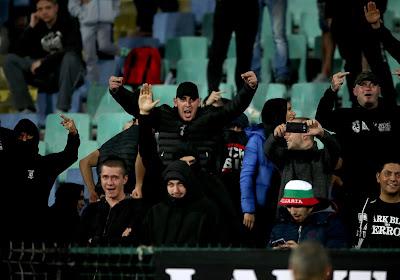 Geldboete en match achter gesloten deuren, maar Bulgarije komt goedkoop weg voor oerdom supportersgedrag