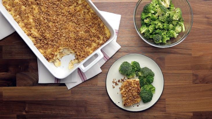 Reduced-Sodium Mac and Cheese
