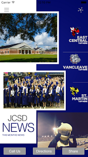 Jackson County School District- screenshot thumbnail