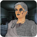 Spooky Granny Horror House Game 2019 icon