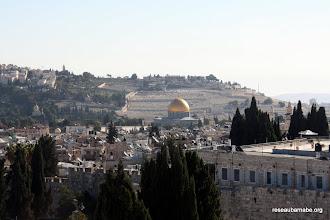 Photo: Jérusalem et le Mont des Oliviers