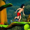 Kids Jungle Adventure : Free Running Games 2019 icon