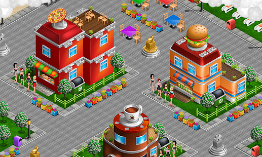 Cooking yard restaurant android apps on google play