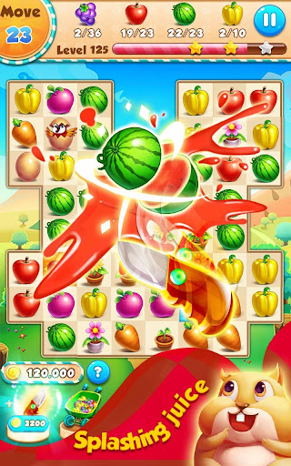水果粉碎 - Fruit Crush