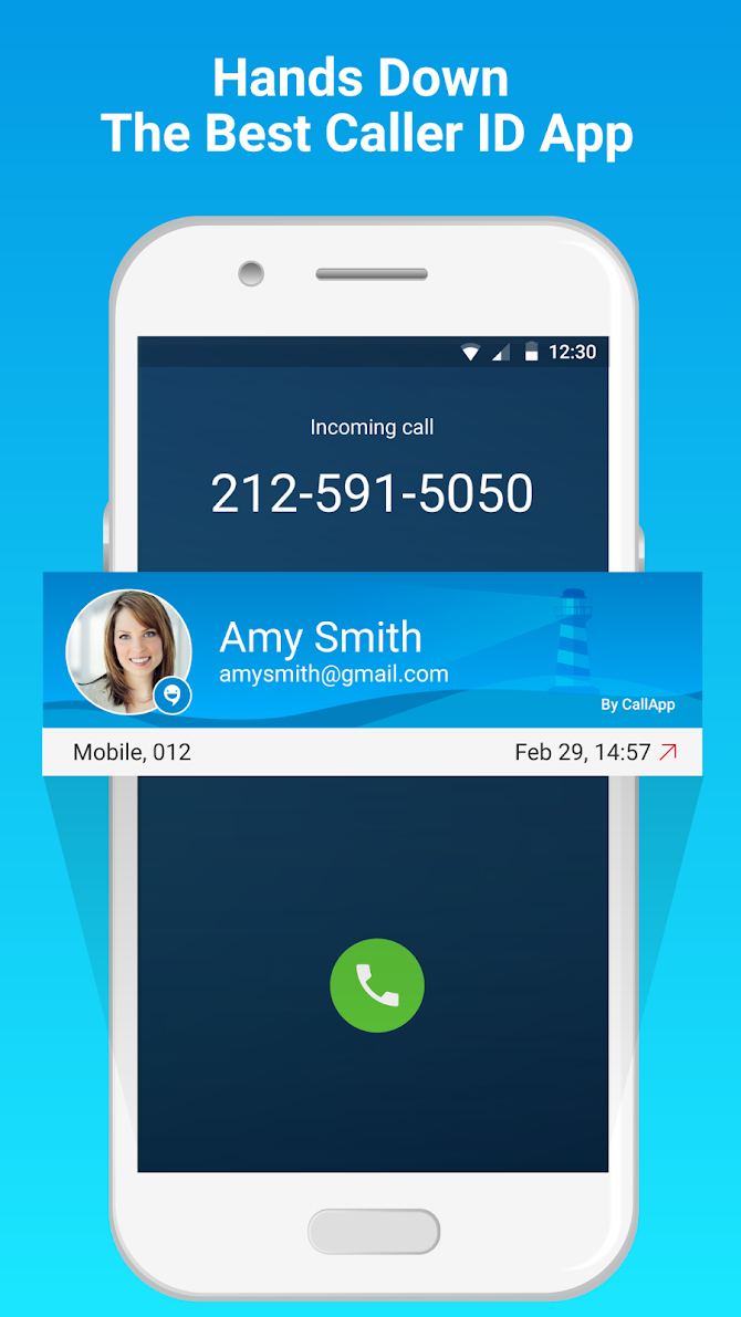 CallApp: Caller ID, Block & Phone Call Recorder Android 1