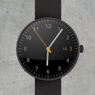 Dieterist Watch Face Screenshot