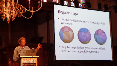 Photo: Regular maps program, by Jarke J. van Wijk