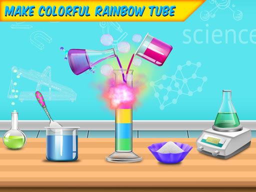 Science Experiment Lab: Crazy Scientist Fun Tricks apkmr screenshots 12
