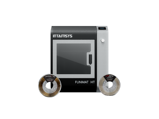 Intamsys Funmat Ht Enhanced Benchtop Printing Bundle Matterhackers