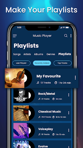 Music Player for SAMSUNG Galaxy - S10 Music Player App