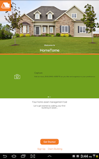 HomeTome-Home Content Manager- screenshot thumbnail