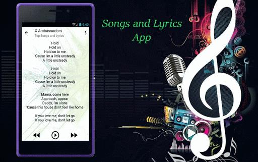 Download X Ambassadors Top Song Lyrics Google Play softwares