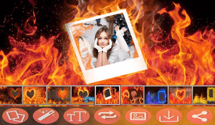 android Fire HD Photo Frames Screenshot 0