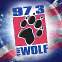 97.3 The Wolf icon