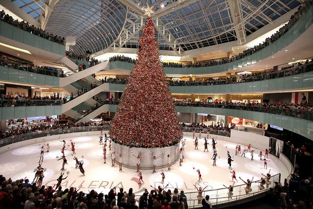 Image result for galleria dallas ice skating