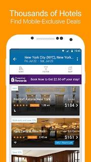 CheapOair Flights, Hotel & Car screenshot 06