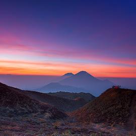 Mt. Prau by Agus Sudharnoko - Landscapes Mountains & Hills