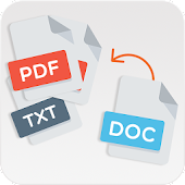 PDF Converter - word docs file , image , text