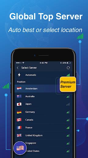 Download Flash VPN - Free, Secure & Ultra High Speed VPN on