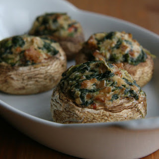 Stuffed Mushrooms With Sour Cream And Sausage Recipes