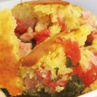 Ham & Greens Casserole