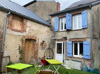 maison à Bussière-Dunoise (23)