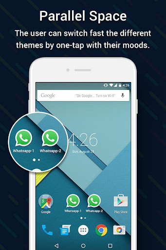Download Parallel Space-Multi Account:Dual Space,Clone Apps