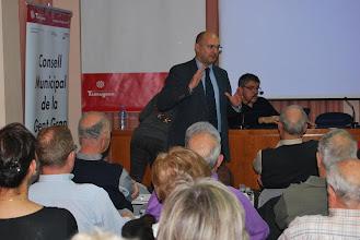 """Photo: Conferència """"Any Europeu de l'Envelliment Actiu i la Solidaritat Intergeneracional"""""""