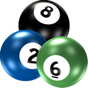 Bubble shooter game icon