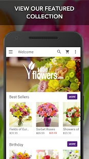 1-800-Flowers.com: Send Gifts Screenshot 2