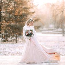 Wedding photographer Katya Pushkareva (RinaKa). Photo of 04.12.2017