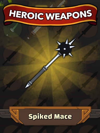 Blacksmith - Merge Idle RPG  screenshots 14