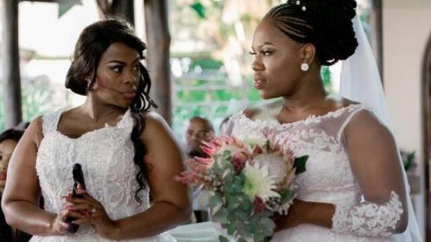 Njomane's Double Wedding On #Uzalo Had Drama