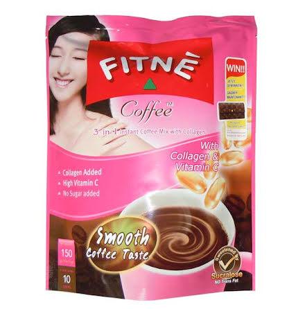Fitne Coffe w/Collagen 150 g