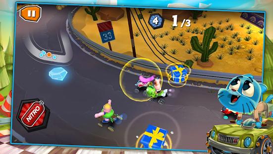Formula Cartoon All Stars - screenshot thumbnail