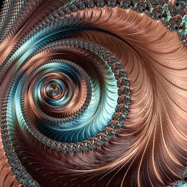 by Austin Lubetkin - Illustration Abstract & Patterns