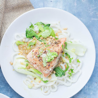 Pak Choi And Noodles Recipes.