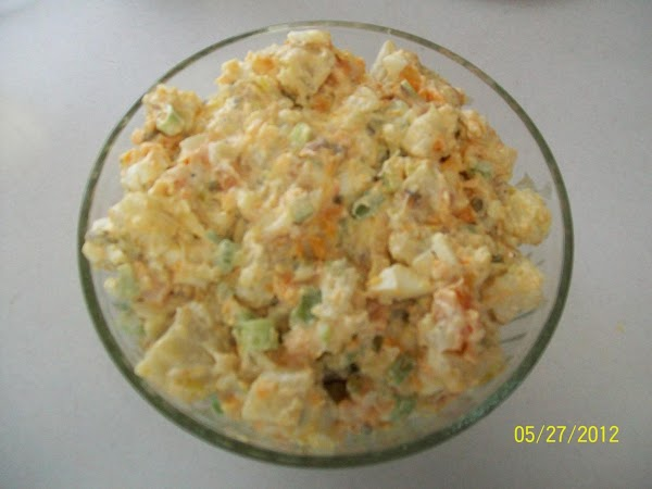 Party Potato Salad Recipe