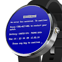 Watch Face BSOD icon