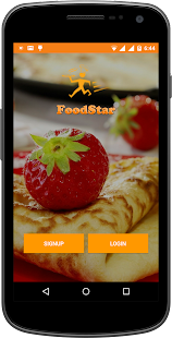 Food Delivery Boy App screenshot