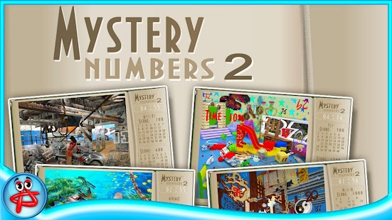 Mystery Numbers2:Hidden Object- screenshot thumbnail