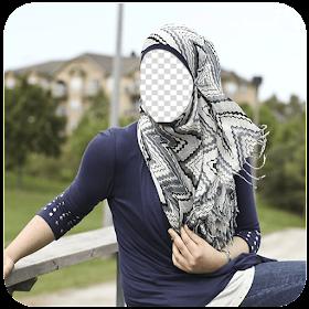 Hijab Girls Photo Suit