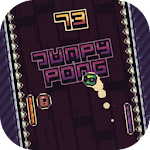 Jumpy Pong Icon