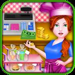 Food Fever Cash Register Icon