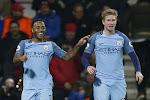 Sterling en City halen meteen het telraam boven tegen West Ham, De Bruyne opent zijn rekening