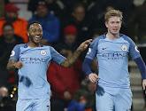Manchester United meldt zich voor aanvaller Manchester City