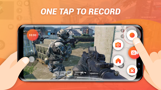 HD Screen Recorder & Video Recorder - iRecorder Screenshot