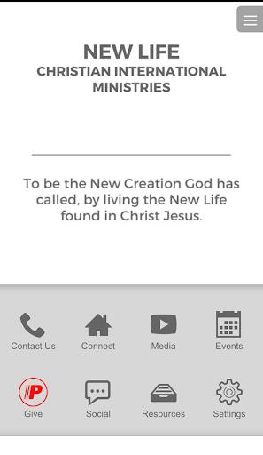 New Life Christian Intl